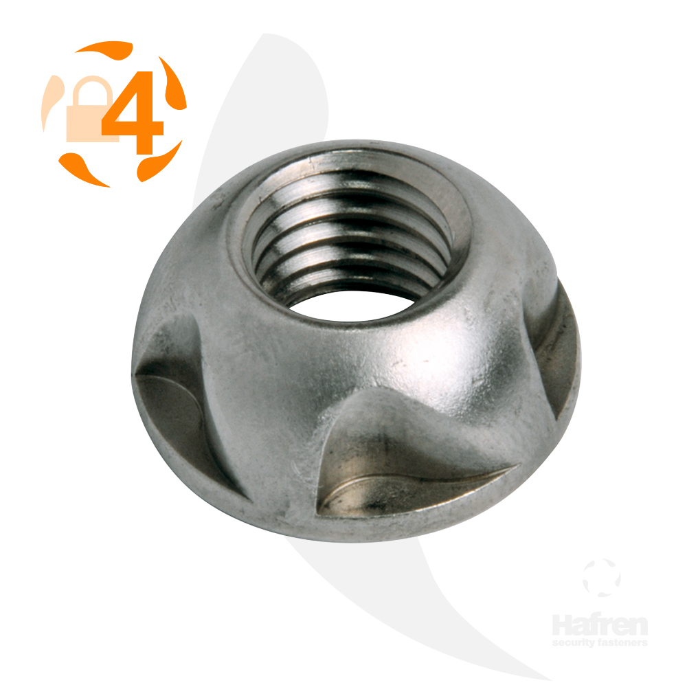 M5 A2 Stainless Steel Kinmar® Removable Nut